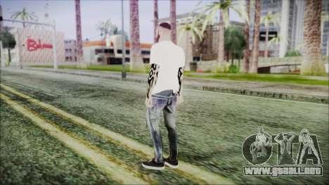 GTA Online Skin 17 para GTA San Andreas tercera pantalla