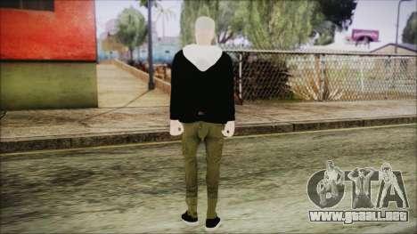 GTA Online Skin 37 para GTA San Andreas tercera pantalla