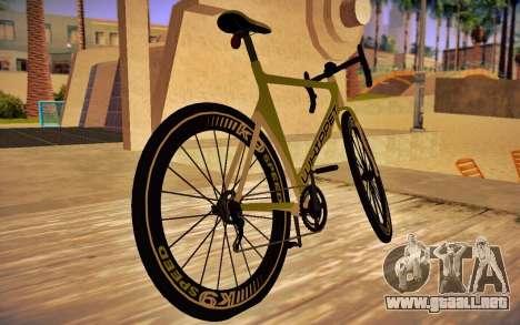 GTA 5 Whippet Race Bike para GTA San Andreas left
