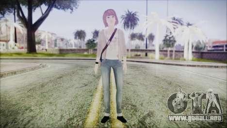 Life is Strange Episode 2 Max para GTA San Andreas segunda pantalla
