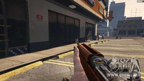 GTA 5 .30 Cal M1 Carbine Rifle octavo captura de pantalla