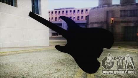 Steinberger GM2S Rhoma Irama para GTA San Andreas tercera pantalla