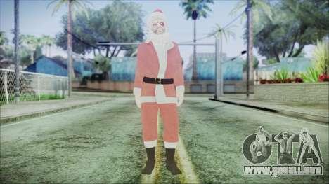 GTA 5 Santa para GTA San Andreas segunda pantalla
