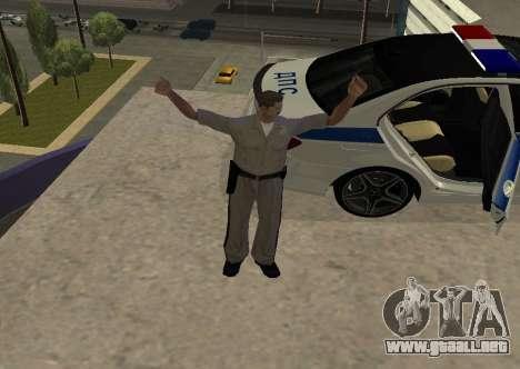 New Animations para GTA San Andreas