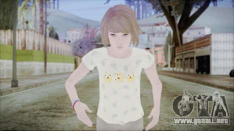 Life is Strange Episode 1 Max Pijama para GTA San Andreas