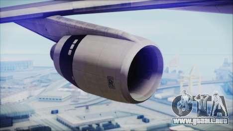 Lockheed L-1011 Tristar American Airlines para la visión correcta GTA San Andreas