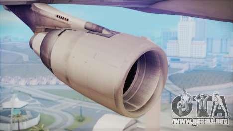 McDonnell-Douglas MD-11 Japan Airlines para la visión correcta GTA San Andreas
