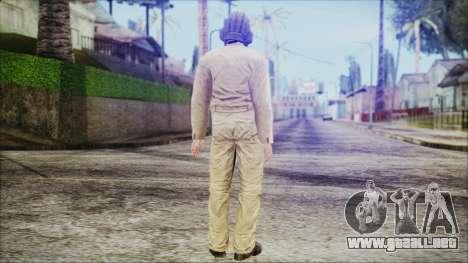 World In Conflict Tank Crewman para GTA San Andreas tercera pantalla