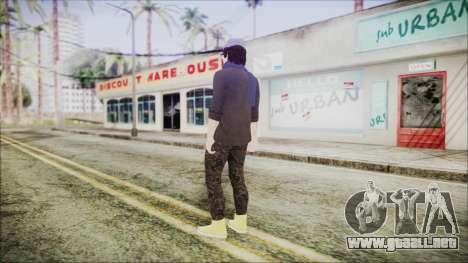 GTA Online Skin 18 para GTA San Andreas tercera pantalla