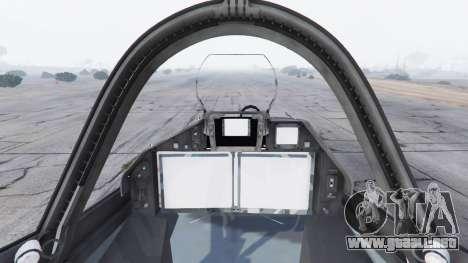 GTA 5 T-50 PAK FA v0.02 quinta captura de pantalla