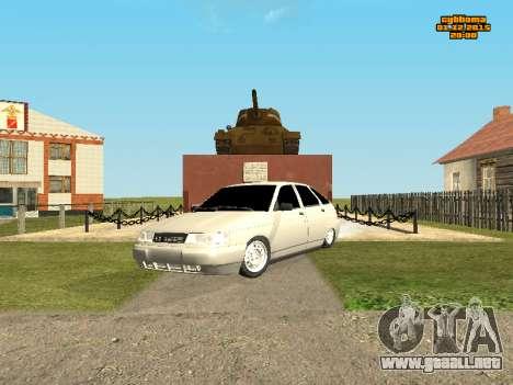 De los FLOREROS 2112 Bunker 0.1 v para GTA San Andreas left