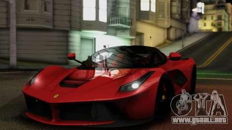 Fran Art ENB .iCEnhancer. para GTA San Andreas tercera pantalla