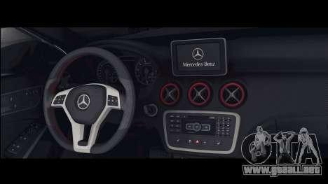 Mercedes-Benz A45 AMG Edition 1 para la visión correcta GTA San Andreas