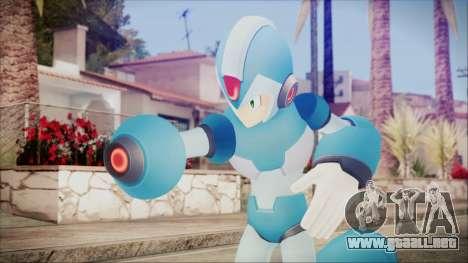 Marvel vs Capcom 3 Megaman para GTA San Andreas