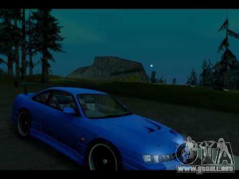 ENB S-G-G-K para GTA San Andreas segunda pantalla