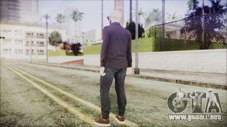 GTA Online Skin 40 para GTA San Andreas tercera pantalla