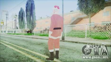 GTA 5 Santa para GTA San Andreas tercera pantalla