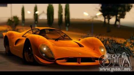 Summer Paradise v0.248 V2 para GTA San Andreas segunda pantalla