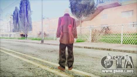 Jason Voorhes para GTA San Andreas tercera pantalla