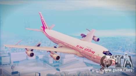 Boeing 747-237Bs Air India Himalaya para GTA San Andreas