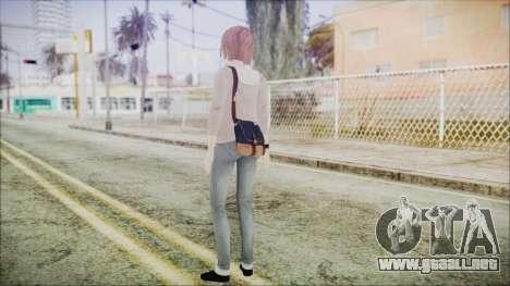 Life is Strange Episode 5-5 Max para GTA San Andreas tercera pantalla