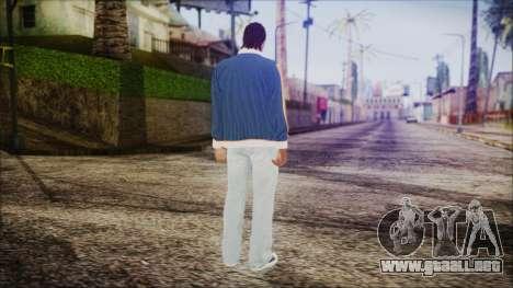 GTA Online Skin 12 para GTA San Andreas tercera pantalla