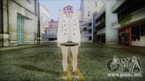 GTA Online Skin - Skin de IvanForever para GTA San Andreas segunda pantalla