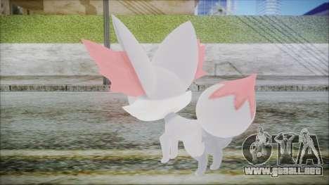 Fennekin Shiny (Pokemon XY) para GTA San Andreas tercera pantalla
