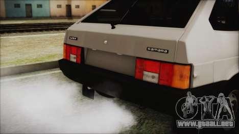 2109 Escorrentía para GTA San Andreas