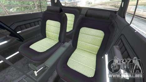 Holden Monaro GTS para GTA 5