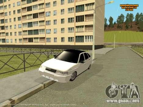 De los FLOREROS 2112 Bunker 0.2 v para GTA San Andreas