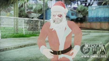 GTA 5 Santa para GTA San Andreas