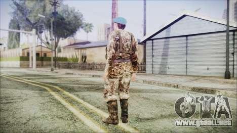 World In Conflict Malashenko para GTA San Andreas tercera pantalla