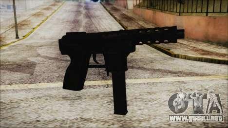 TEC-9 ACU para GTA San Andreas