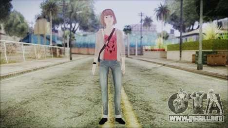 Life is Strange Episode 5-5 Max para GTA San Andreas segunda pantalla