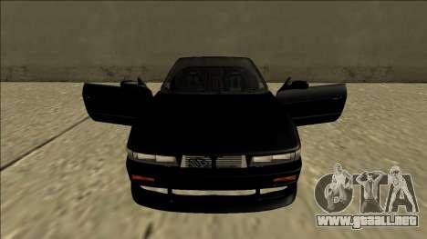 Nissan Silvia S13 para la vista superior GTA San Andreas