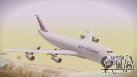 Boeing 747-128B Air France para GTA San Andreas