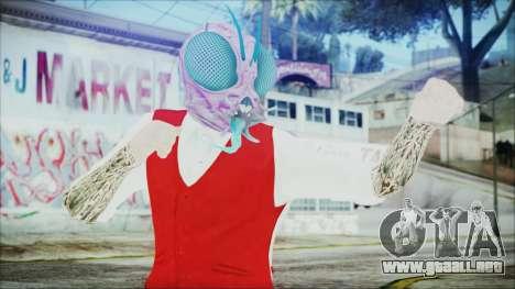 GTA Online Skin 22 para GTA San Andreas