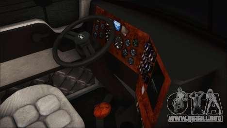 Mack Pinnacle v1.0 para la visión correcta GTA San Andreas