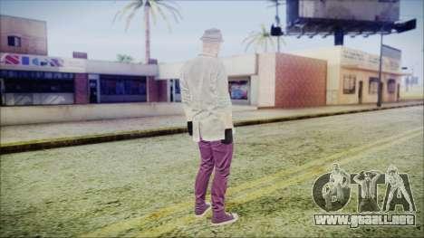 GTA Online Skin 7 para GTA San Andreas tercera pantalla