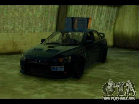 ENB S-G-G-K para GTA San Andreas sexta pantalla
