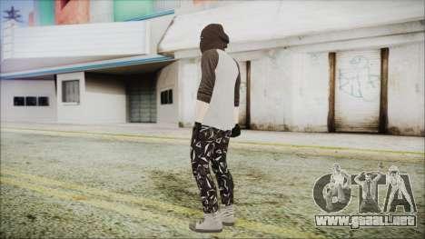 GTA Online Skin 8 para GTA San Andreas tercera pantalla
