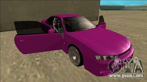 Nissan Silvia S14 Drift para el motor de GTA San Andreas