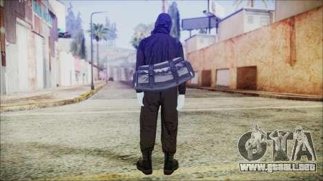 GTA Online Skin 10 para GTA San Andreas tercera pantalla