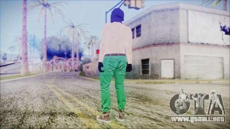 GTA Online Skin 56 para GTA San Andreas tercera pantalla