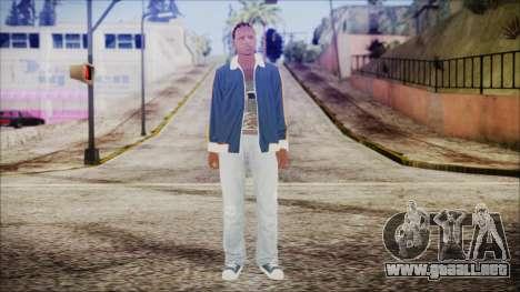 GTA Online Skin 12 para GTA San Andreas segunda pantalla