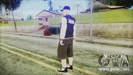 Skin DLC LowRider 1 para GTA San Andreas tercera pantalla