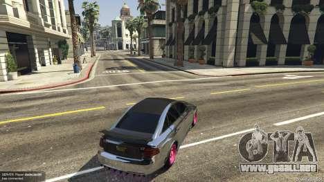 GTA 5 Multiplayer Co-op 0.6 quinta captura de pantalla