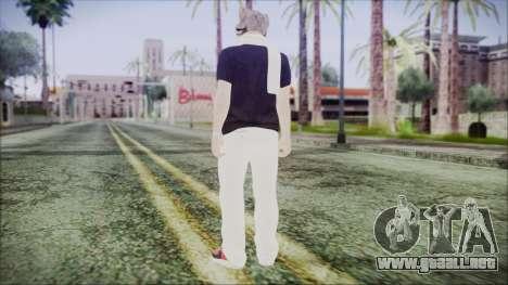 GTA Online Skin 35 para GTA San Andreas tercera pantalla