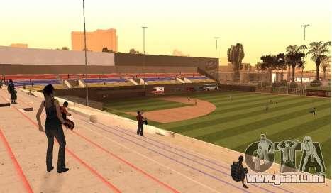 Béisbol para GTA San Andreas